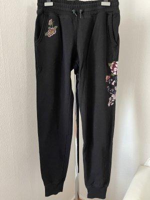 True Religion pantalonera negro Algodón