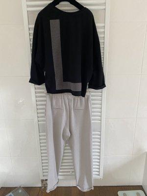 Jogginghose u. Sweatshirt Gr  M