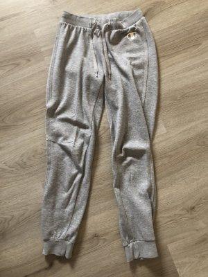 Champion Pantalone da ginnastica grigio chiaro