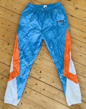 Jogginghose von Ellesse in blau, weiß und orange
