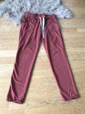 Juvia Spodnie dresowe rudy