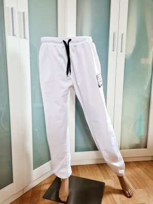 nebulus Pantalon de sport blanc
