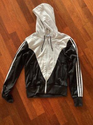 Adidas Kurtka sportowa czarny-szary