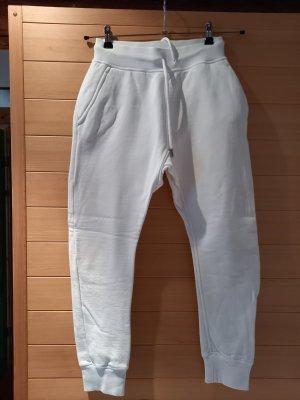 Dsquared2 Sweat Pants white mixture fibre