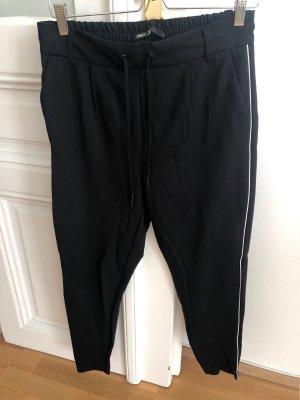 Only Pantalone fitness bianco-nero