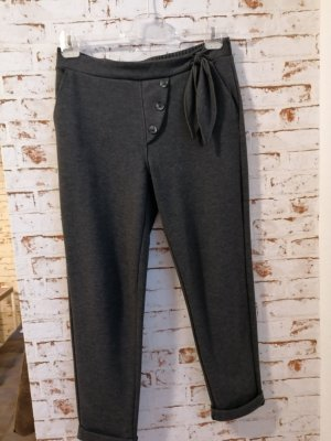 edc by Esprit Pleated Trousers grey mixture fibre