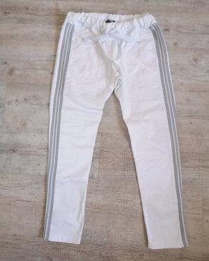 Aust Pantalon strech blanc