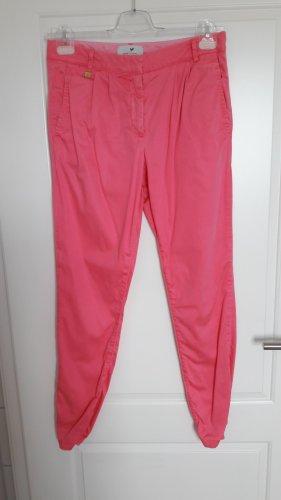 Jogpant in pink von RENÉ LEZARD, Gr. 36