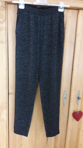 Jodhpurs black mixture fibre