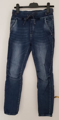Italia Moda Jeans stretch gris ardoise