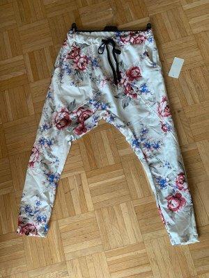 Made in Italy Baggy broek veelkleurig