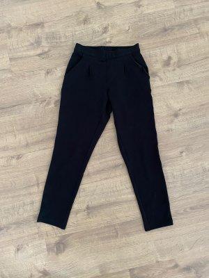 Jacqueline de Yong Pantalone jersey nero