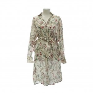 Johanna Ortiz floral Blusenkleid S 36