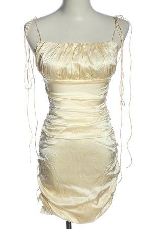 Johansen Minikleid creme Elegant