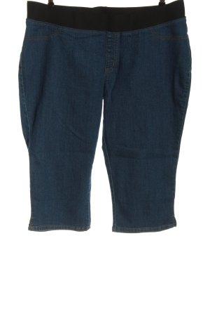John Baner 3/4 Jeans blau Casual-Look