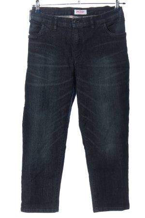 John Baner 7/8 Jeans blau Casual-Look