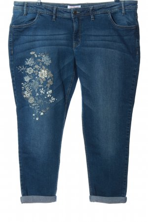 John Baner 7/8 Length Jeans blue casual look