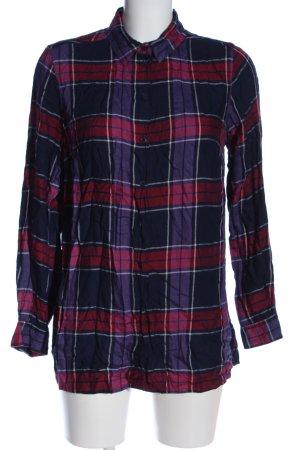 John Baner Blusa-camisa estampado repetido sobre toda la superficie look casual
