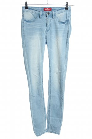 John Baner High Waist Jeans blau Casual-Look