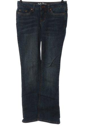 John Baner Jeans vita bassa blu stile casual