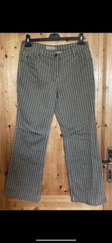 John Baner Jeansy z prostymi nogawkami khaki