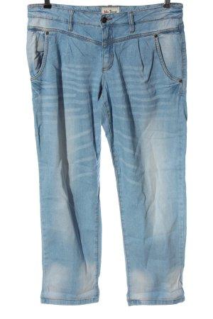 John baner jeanswear Jeans baggy bleu style décontracté