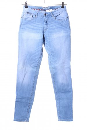 John Baner Carrot Jeans blue casual look