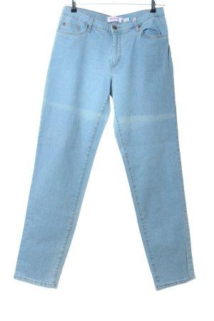 John Baner Jeans slim bleu style décontracté