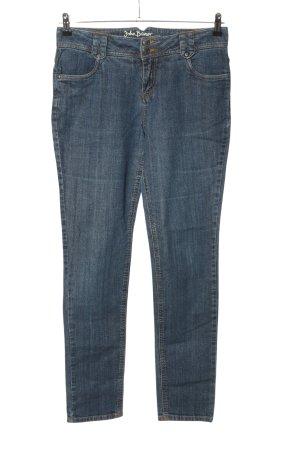 John Baner Slim Jeans blau Casual-Look