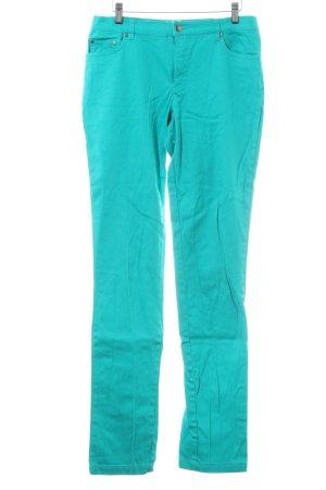 John Baner Jeans slim fit turchese stile casual