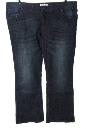 John Baner Jeans elasticizzati blu stile casual