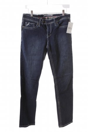 John Baner Stretch Jeans dunkelblau Casual-Look