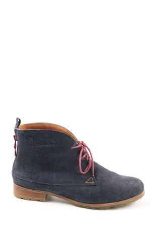 John Blue Bear Ankle Boots