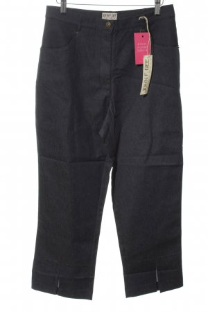 John F. Gee 3/4-Hose anthrazit meliert Casual-Look