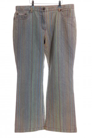 John F. Gee Jeans a 3/4 stampa integrale stile casual
