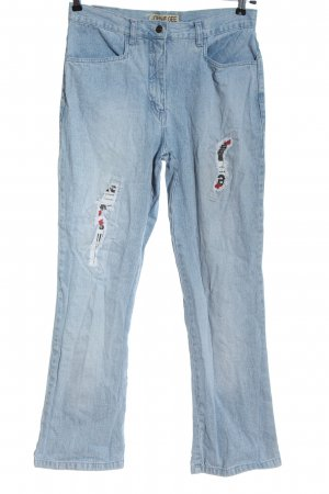 John F. Gee High Waist Jeans