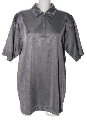 John F. Gee Polo-Shirt hellgrau Casual-Look