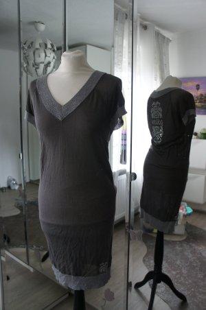 JOHN GALLIANO Kleid Tunika Größe S 34/36