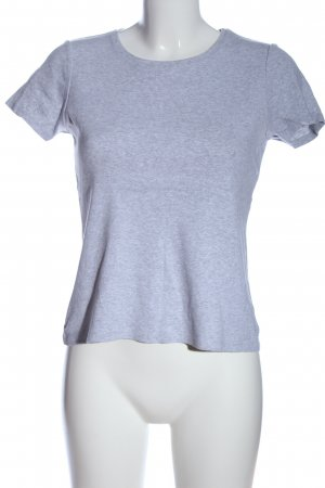 John Lewis T-Shirt hellgrau meliert Casual-Look