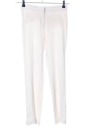 John Richmond Jersey Pants white casual look