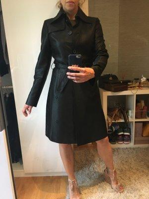 John Richmond Trench Coat black
