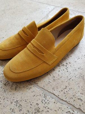 John White Slipper Sneakers Loafer Gr. 40 wie Tods