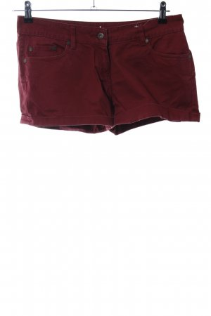 johnnieb Shorts rot Casual-Look