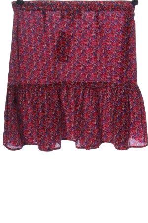 Joie Miniskirt mixed pattern casual look