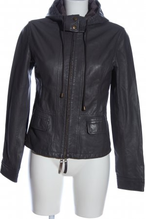Joie Between-Seasons Jacket black casual look