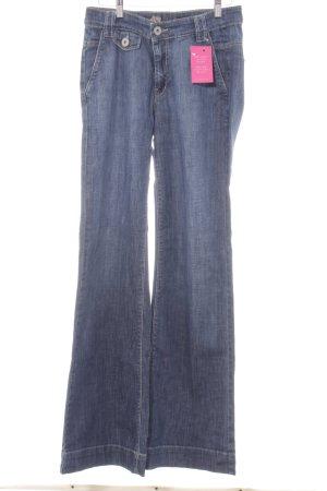 Joker Boot Cut Jeans dunkelblau Casual-Look
