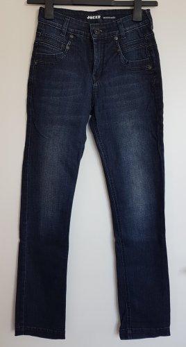 Joker Jeans dark blue cotton