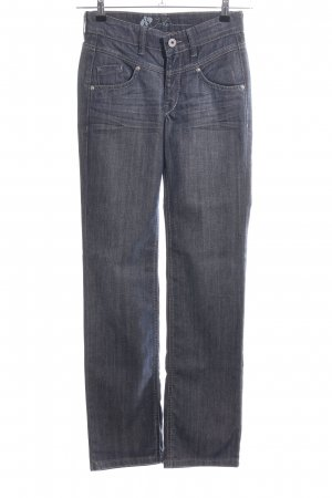 Joker Straight-Leg Jeans hellgrau Casual-Look