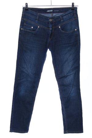 Joker Stretch Jeans blau Casual-Look