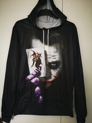 Joker The Dark Knight Hoodie Neu Gr.L